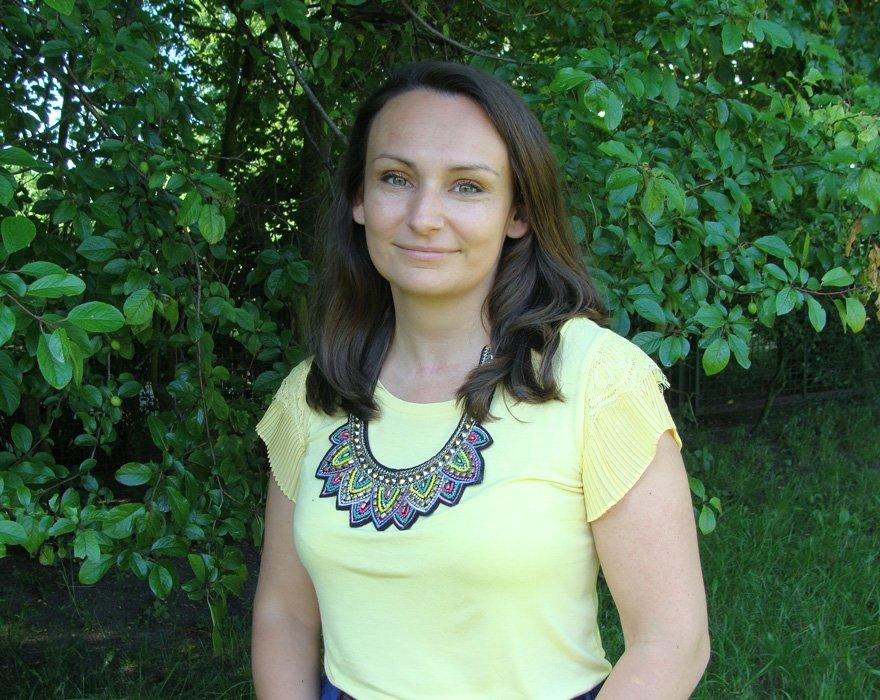 Joanna Chojnacka - psycholog dziecięcy Gdańsk